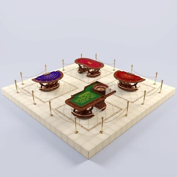 Τραπέζια Casino's