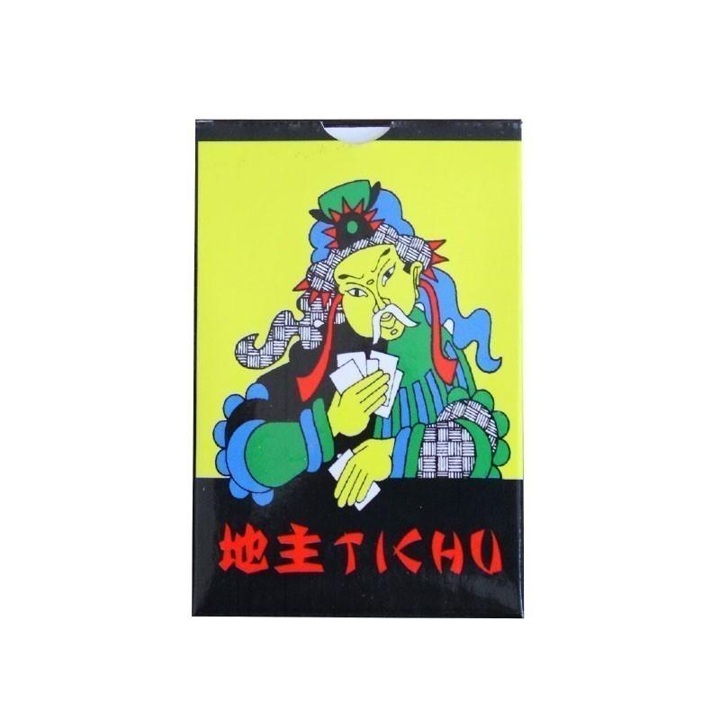 Tichu Black Edition Deck | Τράπουλα Tichu Μαύρη Έκδοση