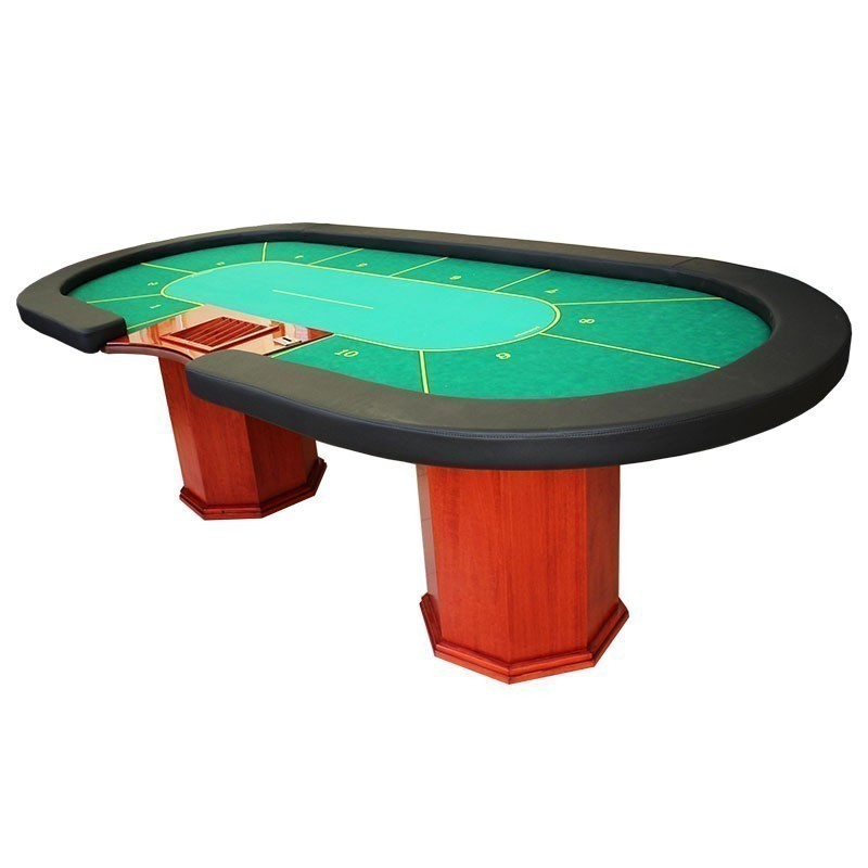 New Prestige Poker Table 2,95m | Τραπέζι Πόκερ New Pestige 2,95m