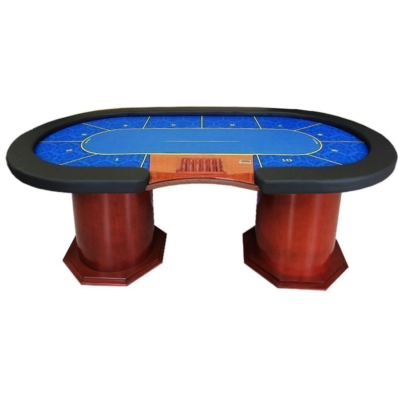 Round Poker Table | Τραπέζι Πόκερ Round