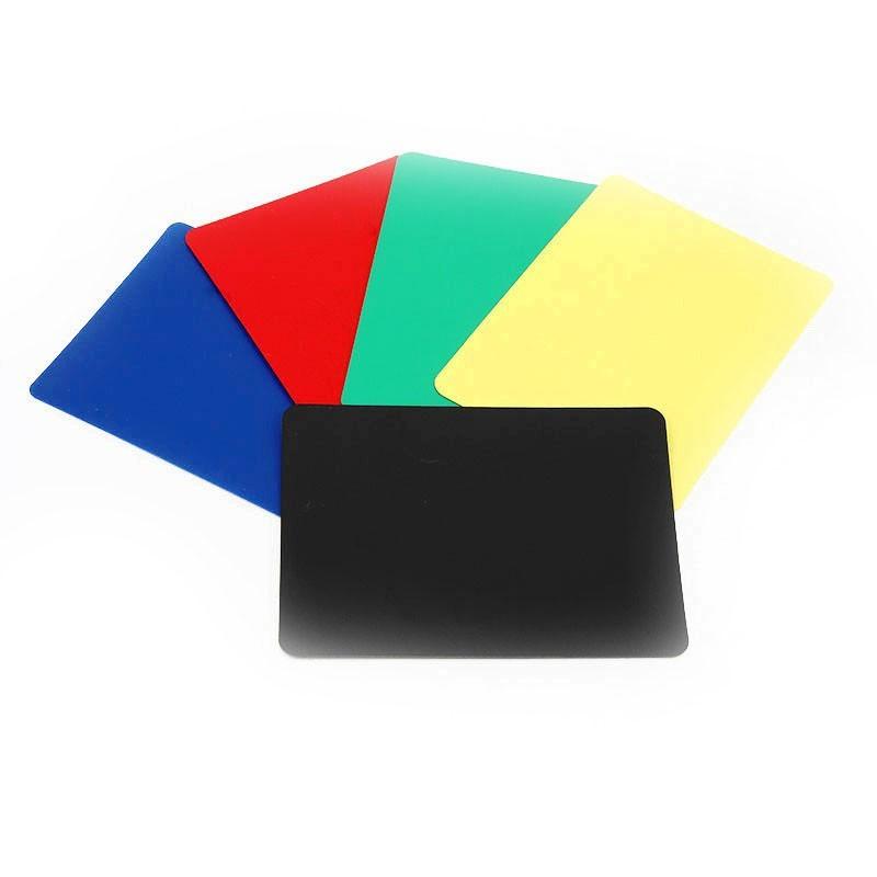 Cut - Cards 5 Colours | Cut - Cards 5 Χρώματα