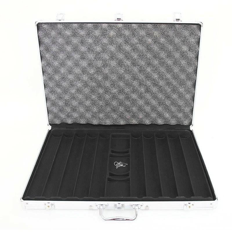 Aluminum Chip Case 1000pcs | Βαλίτσα Αλουμινίου Για Μάρκες 1000τεμ