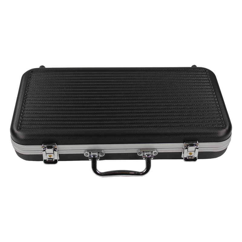 Luxury Case Abs Black for Chips 300pc