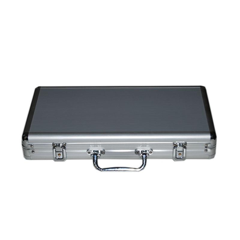 Aluminum Chip Case 300pcs | Βαλίτσα Αλουμινίου Για Μάρκες 300τεμ