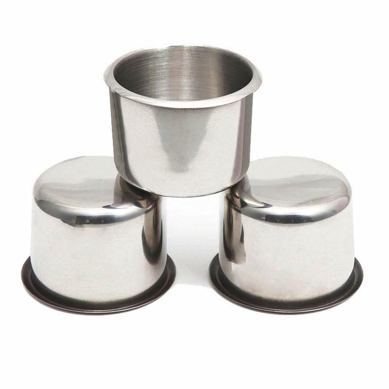 Inox Cupholder | Ποτηροθήκη Inox