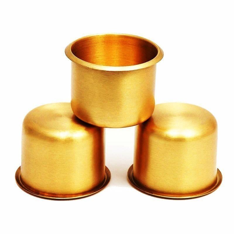 Brass Cupholder | Ποτηροθήκη Brass
