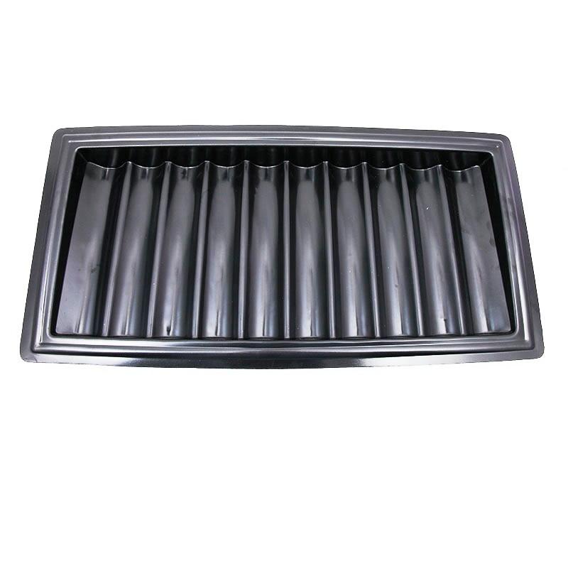 Plastic Chip Rack 10 rows | Πλαστικό Rack Για Μάρκες 10θέσεις