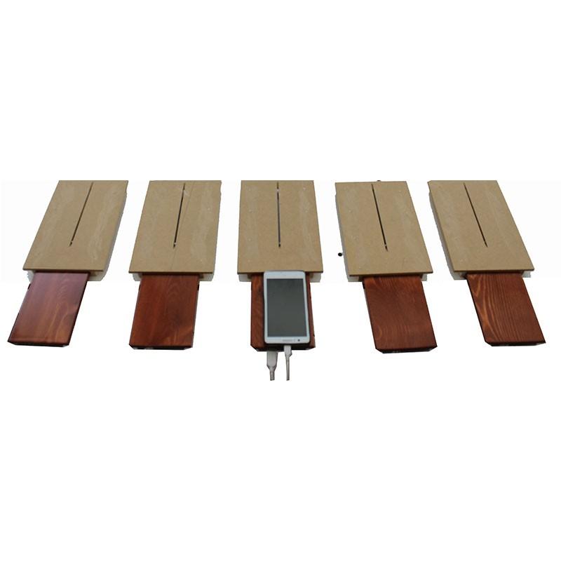 Mobile Charger Kit (10) for Poker Table | Κιτ Φόρτισης 10 Κινητών Για Τραπέζι Πόκερ