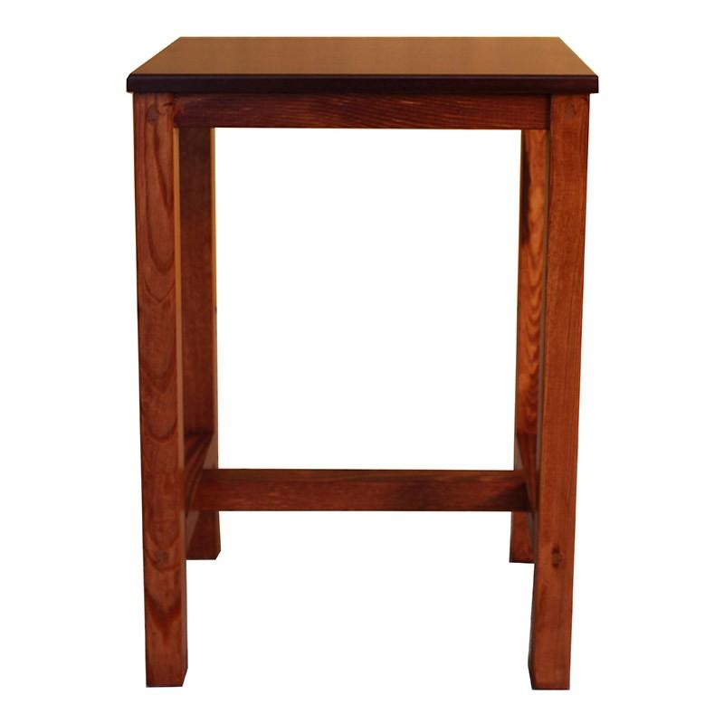 Wooden Side Table | Τραπεζάκι Βοηθητικό Ξύλινο