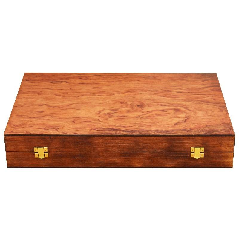 ROSE Luxury Backgammon | Τάβλι Τριανταφυλλιά Πολυτελείας