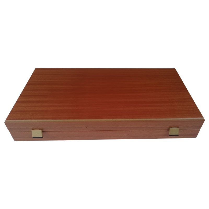 Mahogany Luxury Backgammon