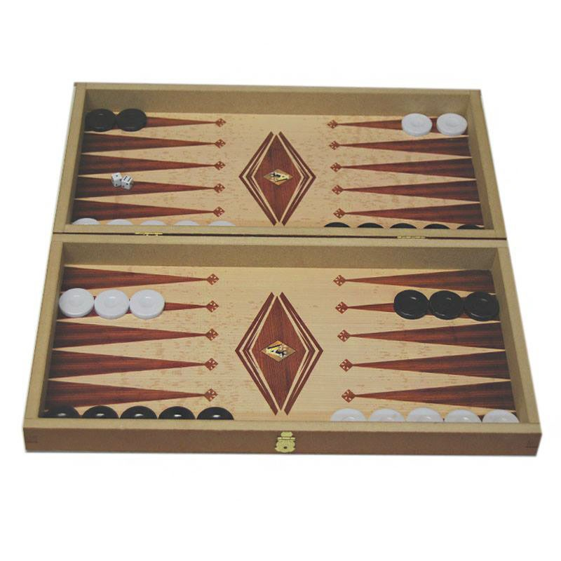 Backgammon Board Modafi Design - Big | Τάβλι Σκάκι Modafi