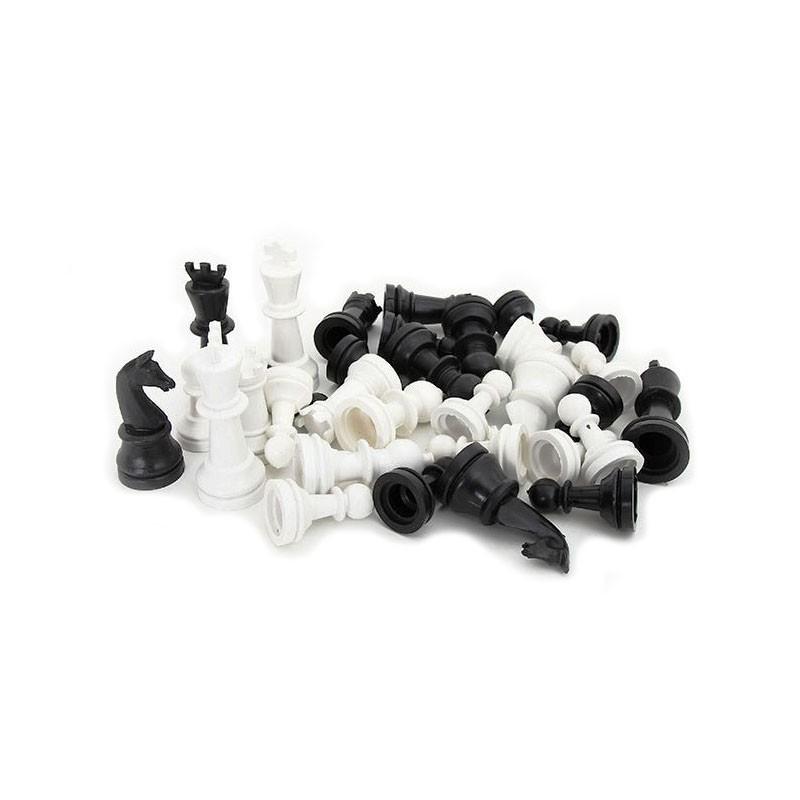 Plastic Chess Pawns | Πιόνια για Σκάκι Πλαστικά Απλά