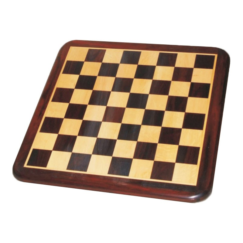 Mahogany Luxury Chess Board 43x43 | Σκάκι Μαόνι Πολυτελείας 43 x 43