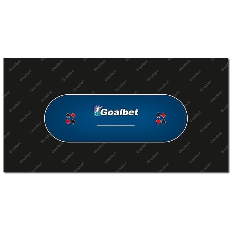 Goalbet Poker Table Cloth | Τσόχα Πόκερ Goalbet