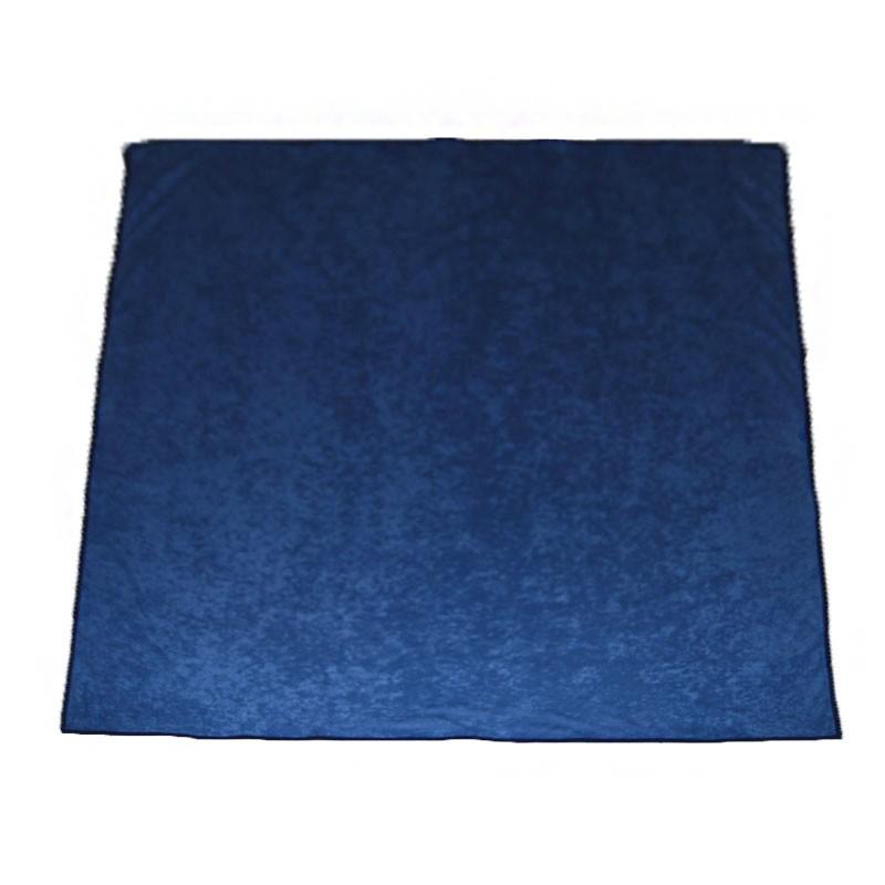 Portable Felt Poker Table Cloth - Blue 1.50 x 1,50 | Τσόχα με Ρέλι 1,50m x 1,50m