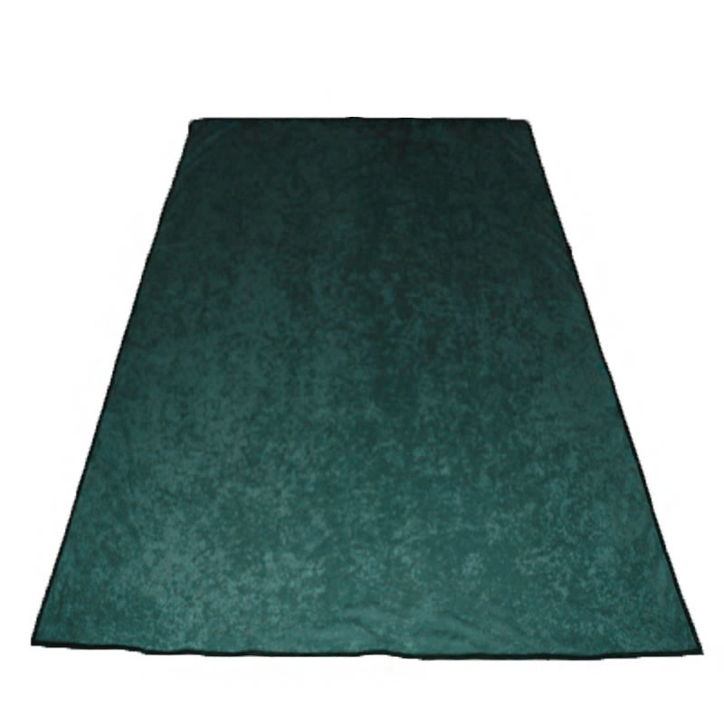 Portable Felt Poker Table Cloth - Green 1.50 x 2,00 | Τσόχα Πόκερ 1,50 χ 2,00