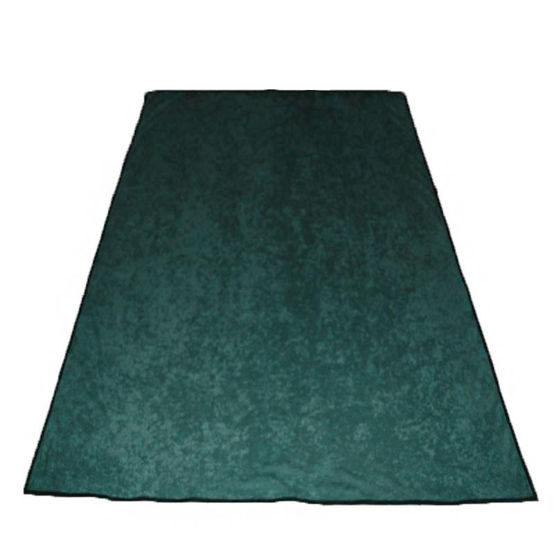 Portable Felt Poker Table Cloth - Green 1.50 x 2,00 | Τσόχα Πόκερ 1,50 χ 2,00