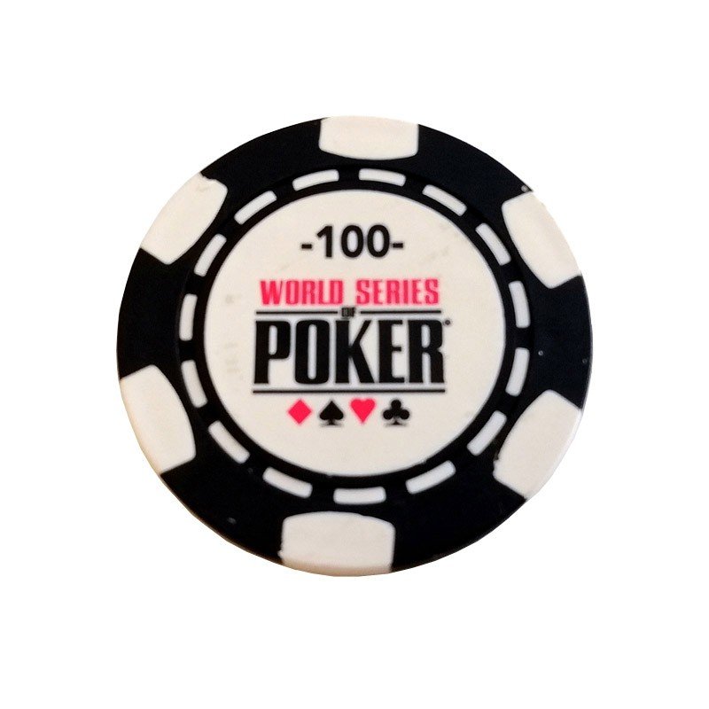 25pcs Grimaud 11.5gr | 25 Τεμάχια Μάρκες Πόκερ World Series