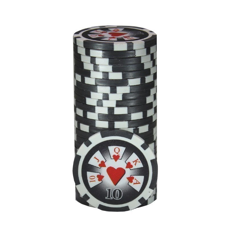 25pcs Las Vegas 11.5gr | 25 Τεμάχια Μάρκες Πόκερ Las Vegas