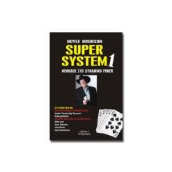 Βιβλίο Poker Doyle Brunson - Super System 1 - Μέθοδος στο δυναμικό POKER