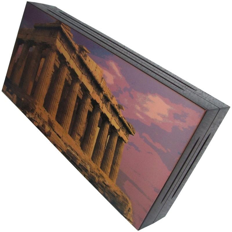 Luxury Backgammon Acropolis | Τάβλι Πολυτελείας Acropolis