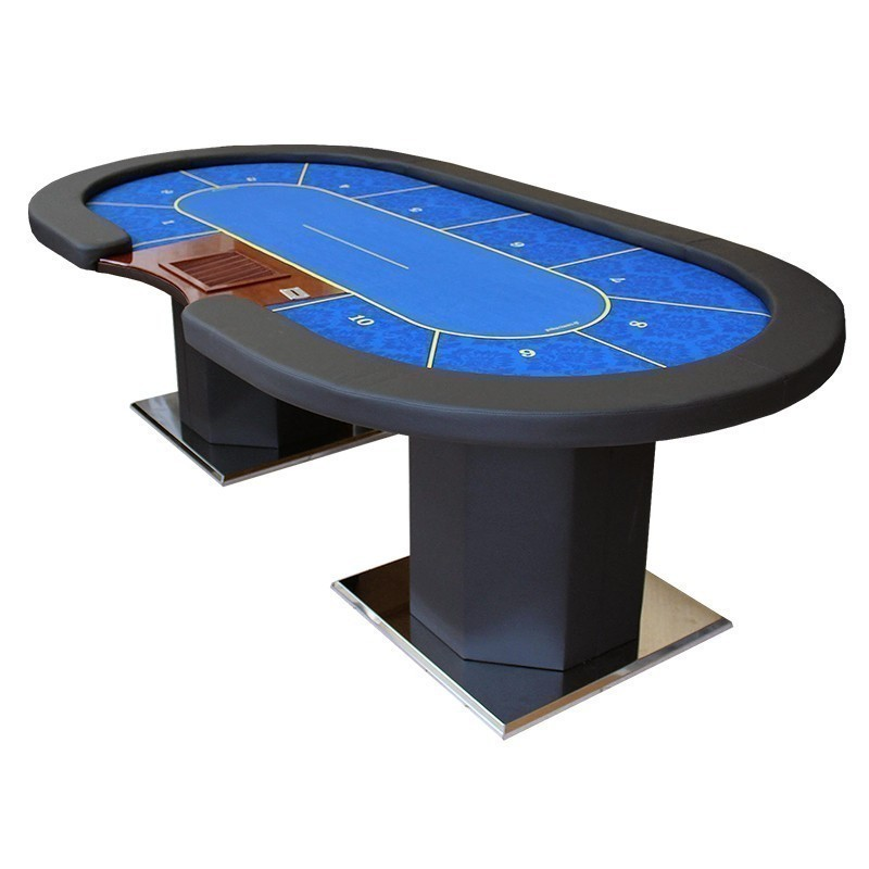 Prestige Poker Table 2,95m | Τραπέζι Πόκερ Prestige 2,95m