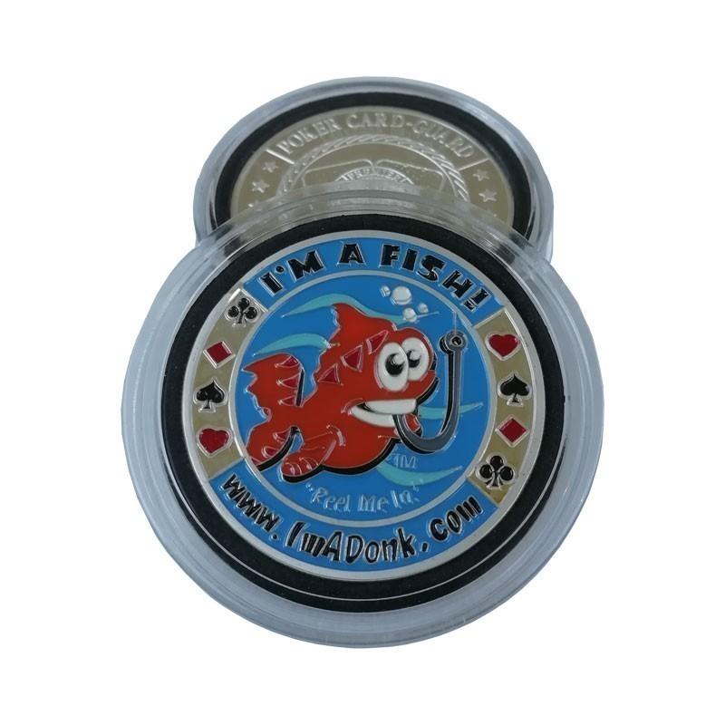 PROTECTOR  ΜΕΤΑΛΛΙΚΟ FISH